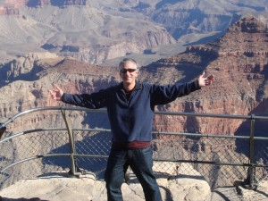 Sean Hayes at the Grand Canyon WordPress meet