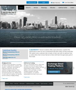 Lakefrontfutures (WordPress)