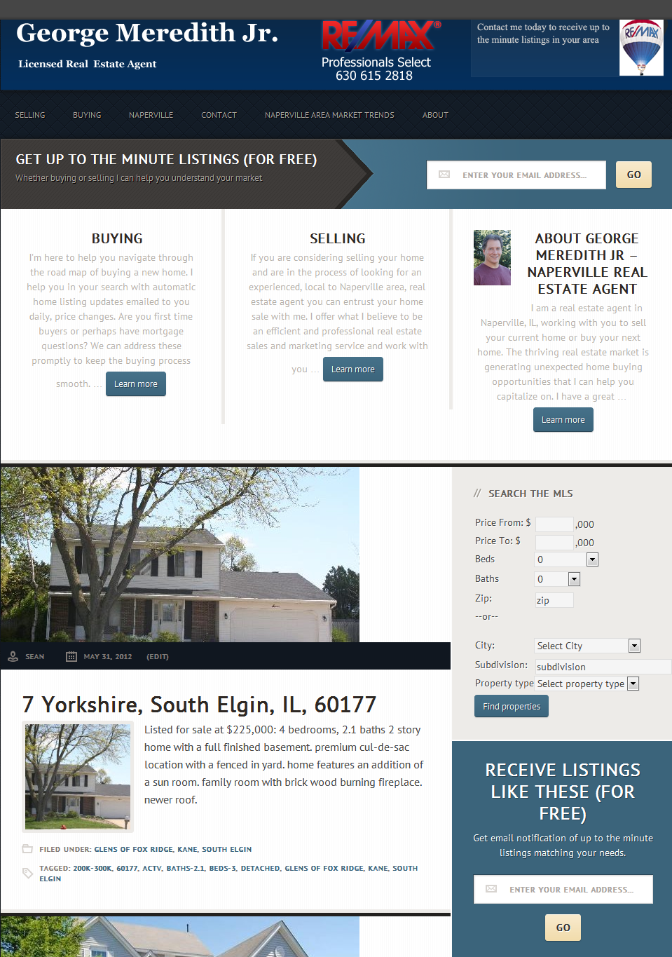 Sean Hayes - professional WordPress consulting