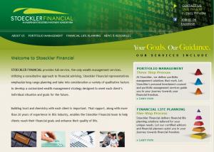 Stoeckler Financial (WordPress)